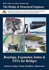 Bridge Bearing Design Guide The Bridge Structural Engineer December 2013 By Iabse Issuu