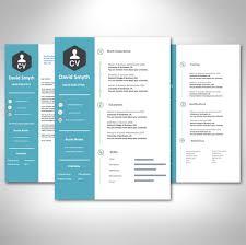 Modern Resume Template Word Fascinating Modern Word Templates Engneeuforicco