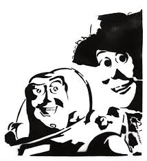 toy story 2 stencil by bozzcarr on