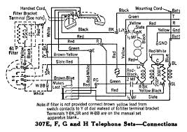 tci library s series western electric wiring 307e f g and h