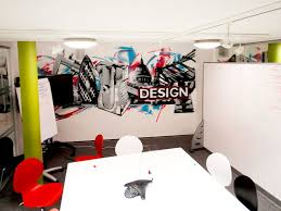 office graffiti wall. office wall art graffiti design mural 150x150 interior fex space pinterest designs and c