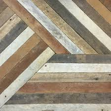 Reclaimed Wood Wall Art Reclaimed Wood Wall Art Decor Lath Pattern Geometric 19 X 19