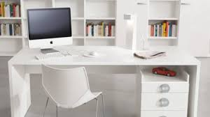 white office desk with drawers. Office Desk White With Drawers Bedroom Within Desks Renovation I