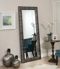 new arrivals  clayton leather floor mirror