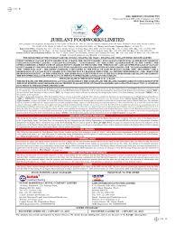 Jubilantfd Stocks Initial Public Offering