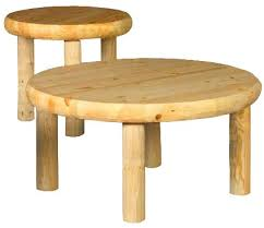 pine coffee tables rustic pine log northwoods round coffee table pine wood coffee table pine coffee