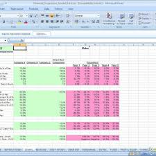 forecast model in excel download free financial projections model financial projections