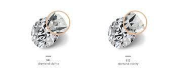 Diamond Clarity Chart Si1 Si2 Vs Si1 Diamond Clarity Comparison