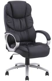 comfortable desk chairs.  Desk Best Ergonomic PU Leather High Back Comfortable Office Chairs For Desk R