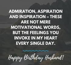 Birthday Quotes For Husband Gorgeous 48 [BREATHTAKING] Happy Birthday Husband Wishes Exclusive Deep