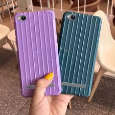 For Xiaomi Redmi 5A Redmi A5 Clear <b>TPU solid color</b> Case For ...