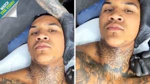 Boxer Conor Benn Has New Tattoo On His Neck And Throat