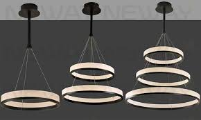 big ring led pendant light modern acrylic suspension led circle lamp big led ring light fixture crystal pendant light led pendant lights modern big round