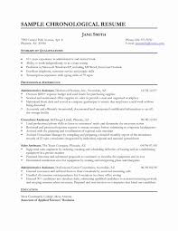 Sample Business Resume Unique Hotel Job Resume Sample Resume