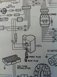 1993 softail owners please page 2 harley davidson forums this is out of my manual says 93 flstc at bottom of page hope it helps if another picture from this electrical diagram would help let me know