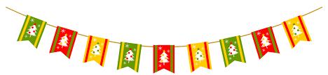 季節のフリー素材 商用利用可 透過PNG - 冬 クリスマス ツリー キャンドル リース ケーキ トナカイ そり ガーランド プレゼント | Plus  Free Material