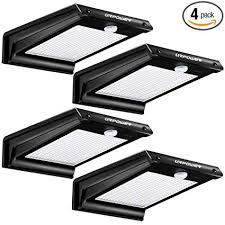 URPOWER <b>20 LED Solar</b> Lights <b>Solar</b> Motion Sensor Outdoor Light ...