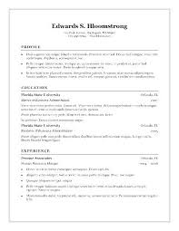 How To Use Resume Template In Word 2010 Resume Templates Word