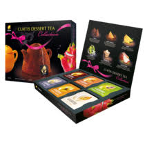 Набор <b>чая Curtis</b> Dessert <b>Tea</b> Collection <b>ассорти</b> в пакетиках 1,8 г ...