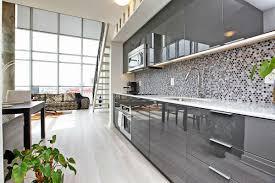 Matte Black Kitchen Cabinets Kitchen Ideas Loft Spaces Pinterest Nice Grey Gloss Kitchen
