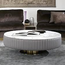 round marble coffee table west elm white decor uk