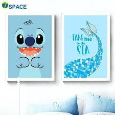 mermaid wall art 7 space stitch mermaid wall art print canvas painting poster wall pictures for mermaid wall art