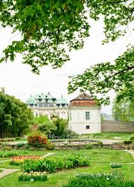 merisi s vienna for beginners the upper belvedere palacefrom the botanical garden