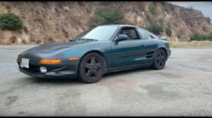 1991 Toyota MR2 Turbo Review! - YouTube