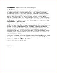 Lovely Application Letter For Computer Programmer Robinson Removal