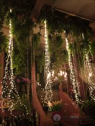 fairy lighting. Plug In Warm White Branched LED Micro Fairy Lights - 200 2 Metre Copper String Lighting