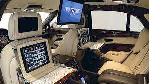 bentley mulsanne interior 2016. going for a picnic in the bentley mulsanne startech ideas very special moments interior 2016