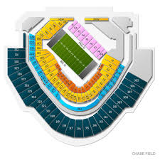 Royal Rumble Chase Field Seating Chart Chase Field Tickets