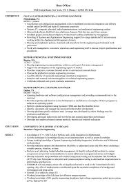 System Engineer Resume Senior Principal Systems Engineer Resume Samples Velvet Jobs 3