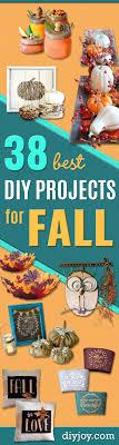 Fun Diy Projects 38 Best Diy Projects For Fall Diy Joy