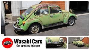 Mystery Bug: Rusting, Early 70's, VW Beetle - YouTube