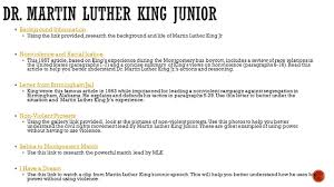 warm up what do martin luther king jr and gandhi have in common 4 61607 background information background information 61607 using the link provided research the background and life of martin luther king jr