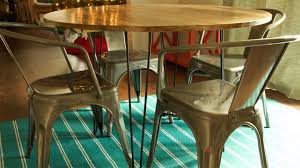 woodworking and why i do it round table with hairpin legs