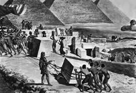 Image result for pictures of jews working in egypt