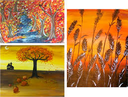 ... Fall Paintings On Canvas Easy Google Search Home Design 7 ...