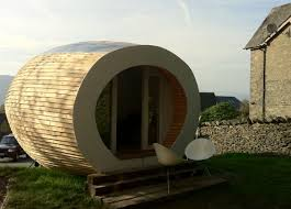 outdoor office pods. The Pod, Which Boasts An Impressive 460-square-foot Work Area, Is A  Multifunctional Space That Makes Perfect And Spacious Outdoor Office. Pod Living, Who Office Pods