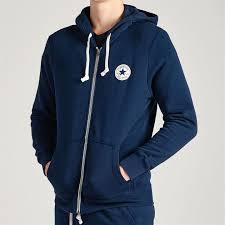 converse zip hoodie. 360 view zoom converse zip hoodie