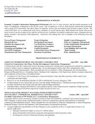 Sample Resume For Project Coordinator Resume Samples Better Written