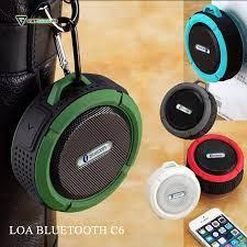 Loa bluetooth C6 mini, di động, âm thanh to đùng đoàng - Vietgear.vn
