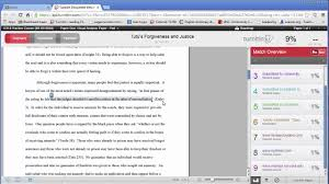 turnitin reading plagiarism reports turnitin reading plagiarism reports