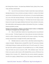 Following Doj Fraud Settlement Revelations From A Careful