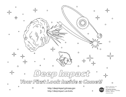 Small Picture Solar System Exploration Deep Impact Legacy Site Discovery Zone