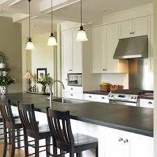 black slate tiles kitchen countertops ideas white cabinets