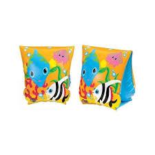<b>Нарукавник INTEX 58652 Рыбки</b> 23х15см 3+: купить за 110 руб ...
