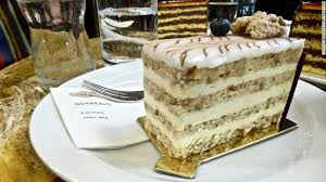 Budapests Best Cakes And Where To Find Them Cnn Travel