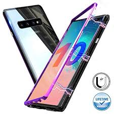 Magnetic Adsorption Case Fits for Samsung Galaxy ... - Amazon.com